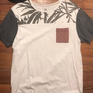 Quiksilver pocket tee